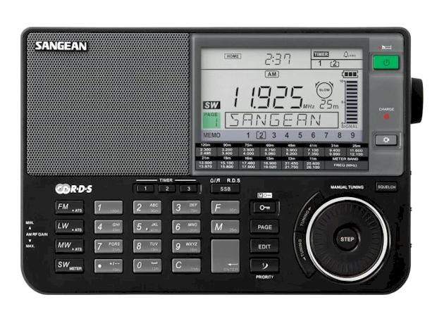 Samgeam ATX-909X negro