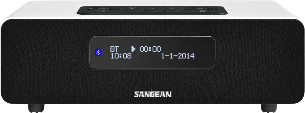 Sangean DDR-36 BT blanco