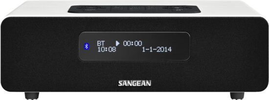 Sangean DDR-36 BT blanco