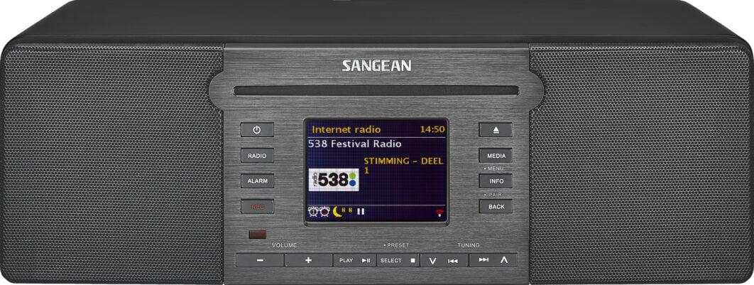 Sangean DDR-66 BT