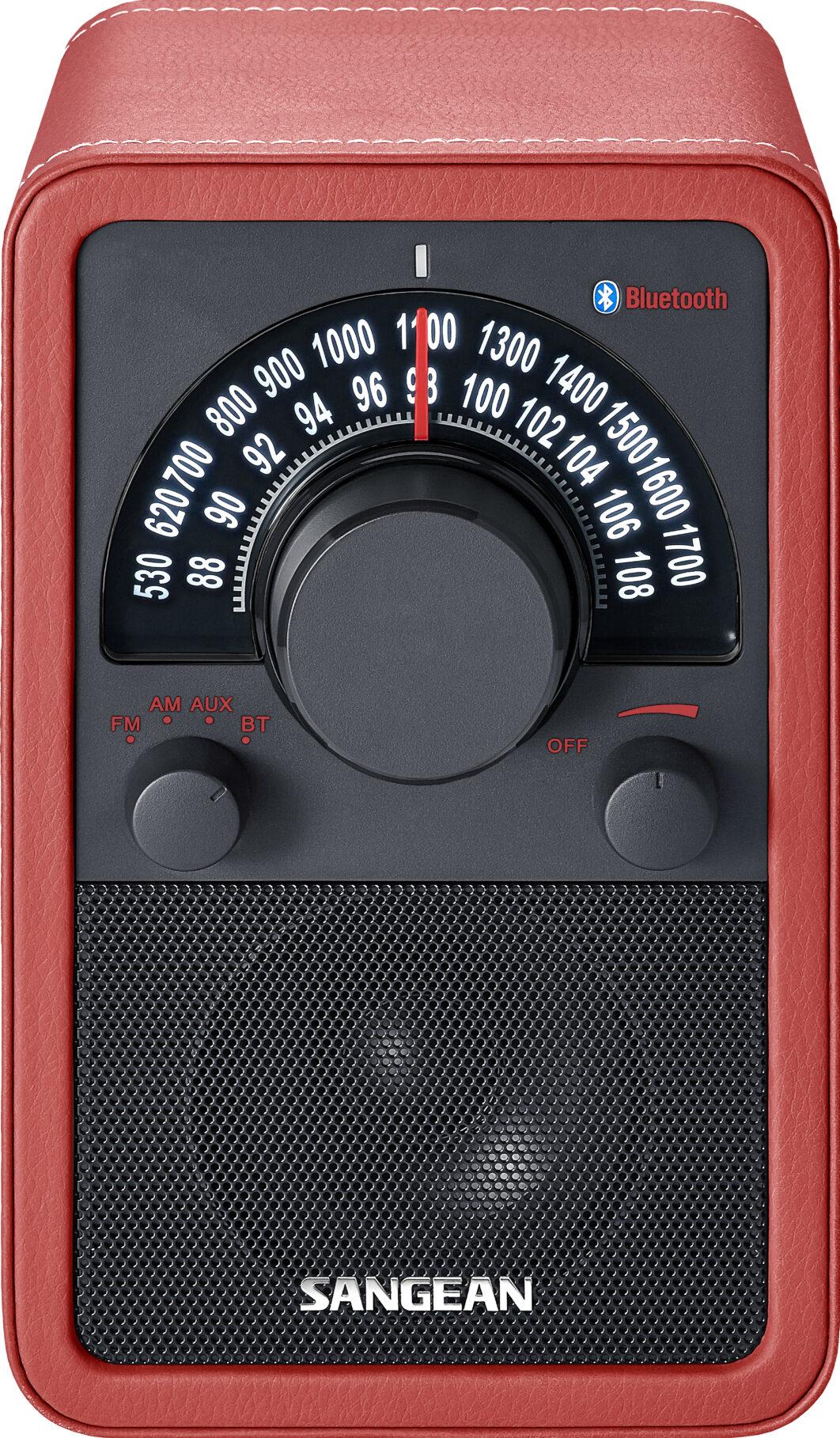 Sangean WR-15 BT rojo