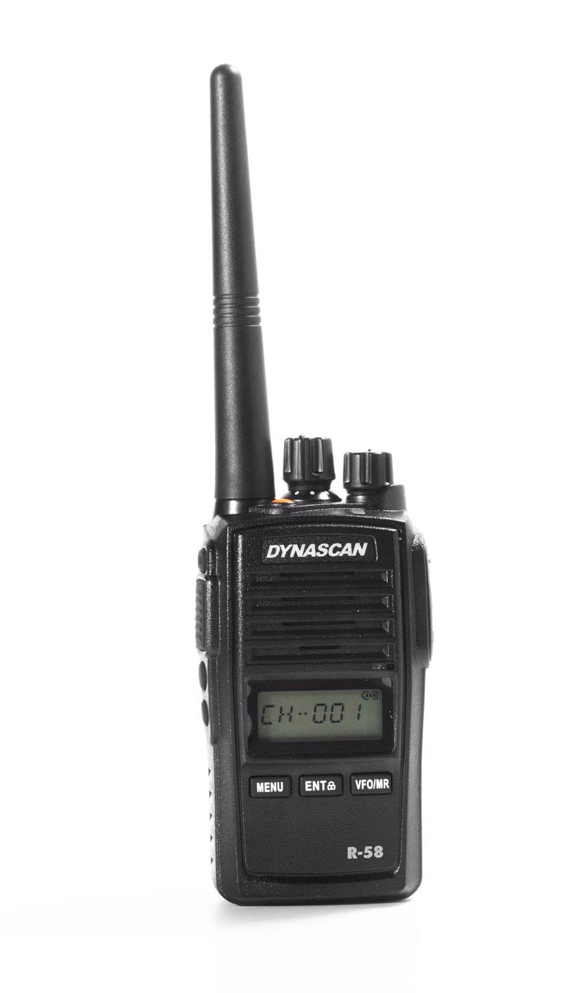 Dynascan R-58 PMR-446