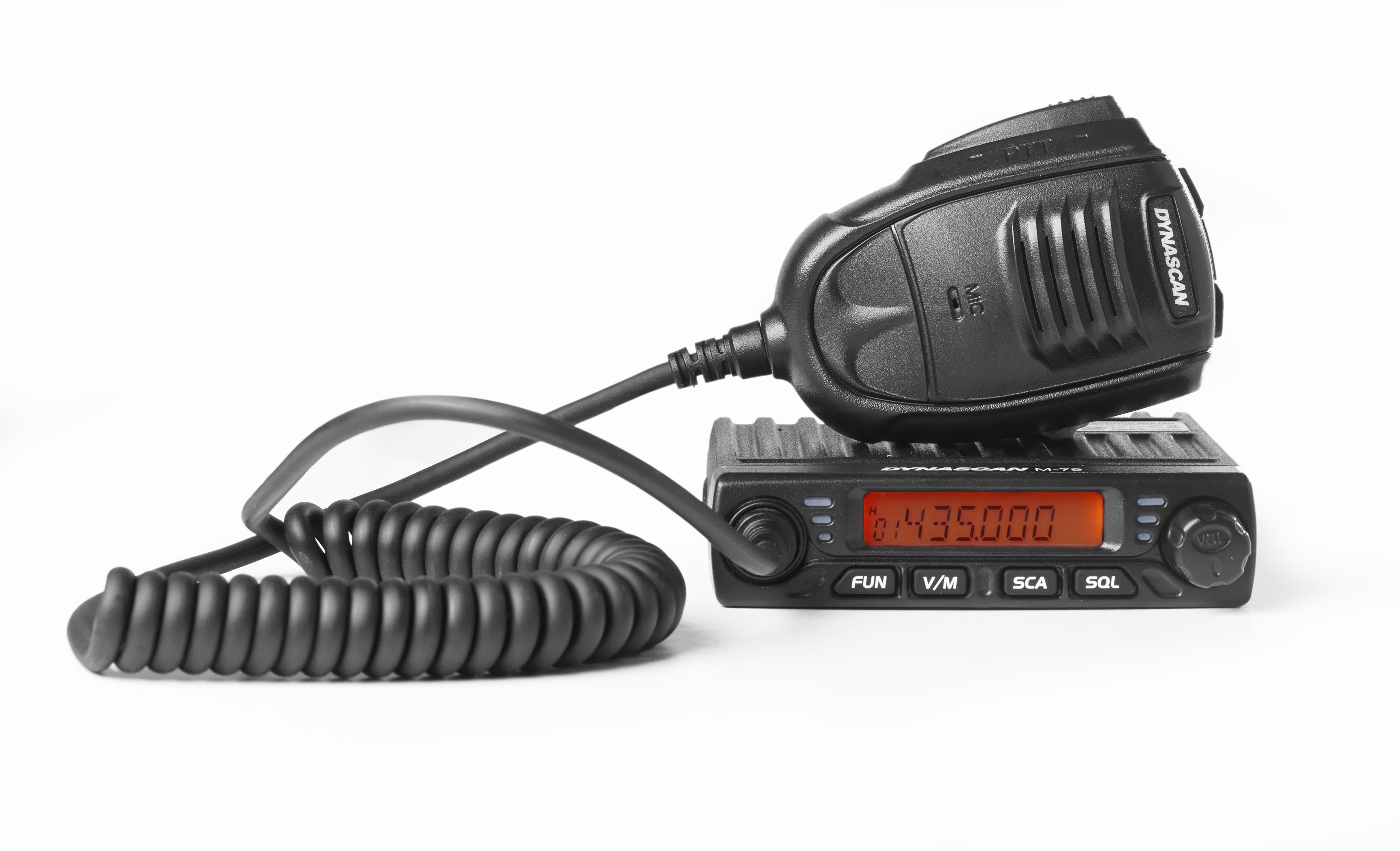 Emisora UHF Dynascan M-79U