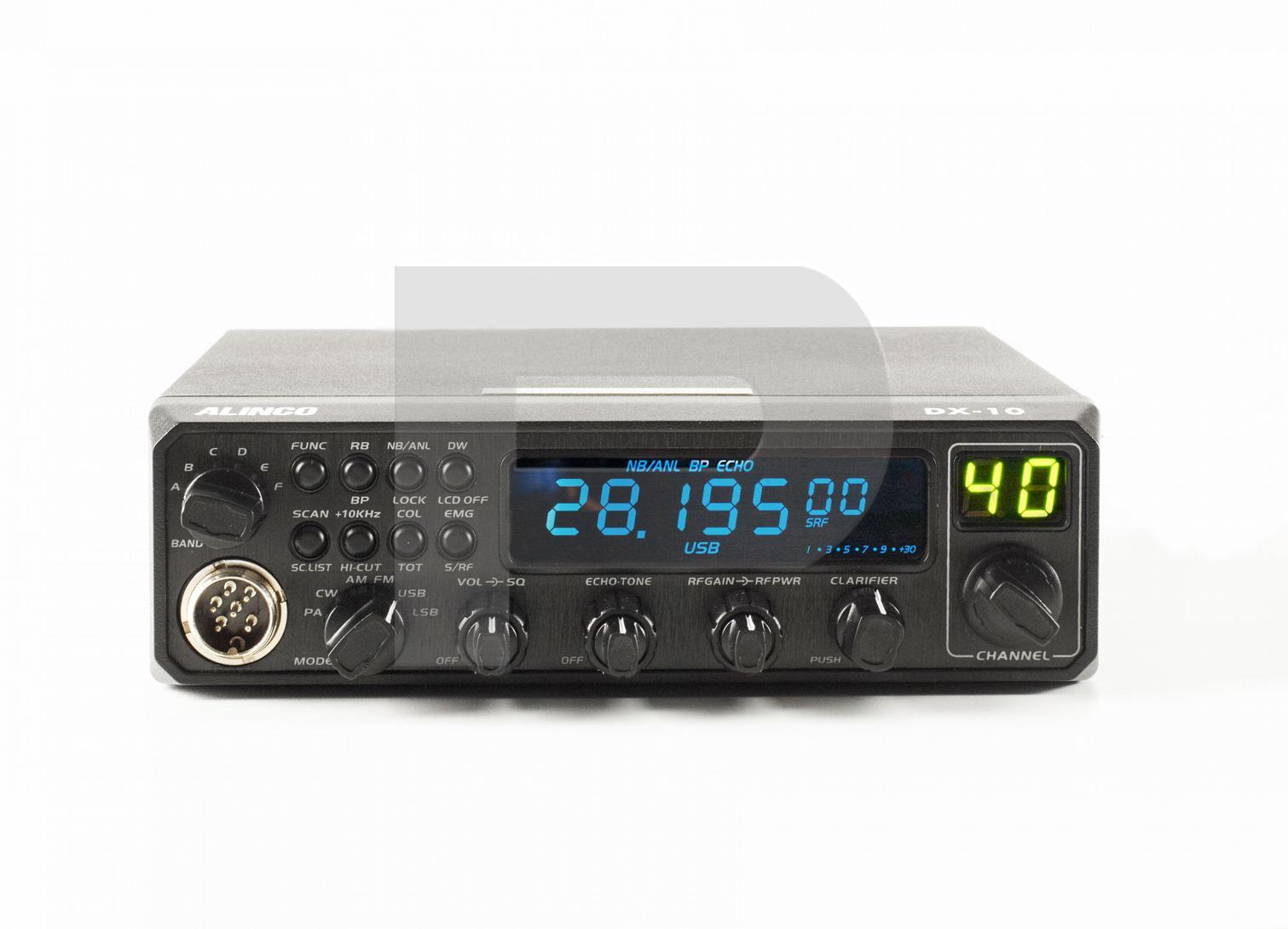 Emisora Alinco DX-10